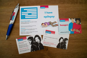 Epilepsy Action medical ID cards