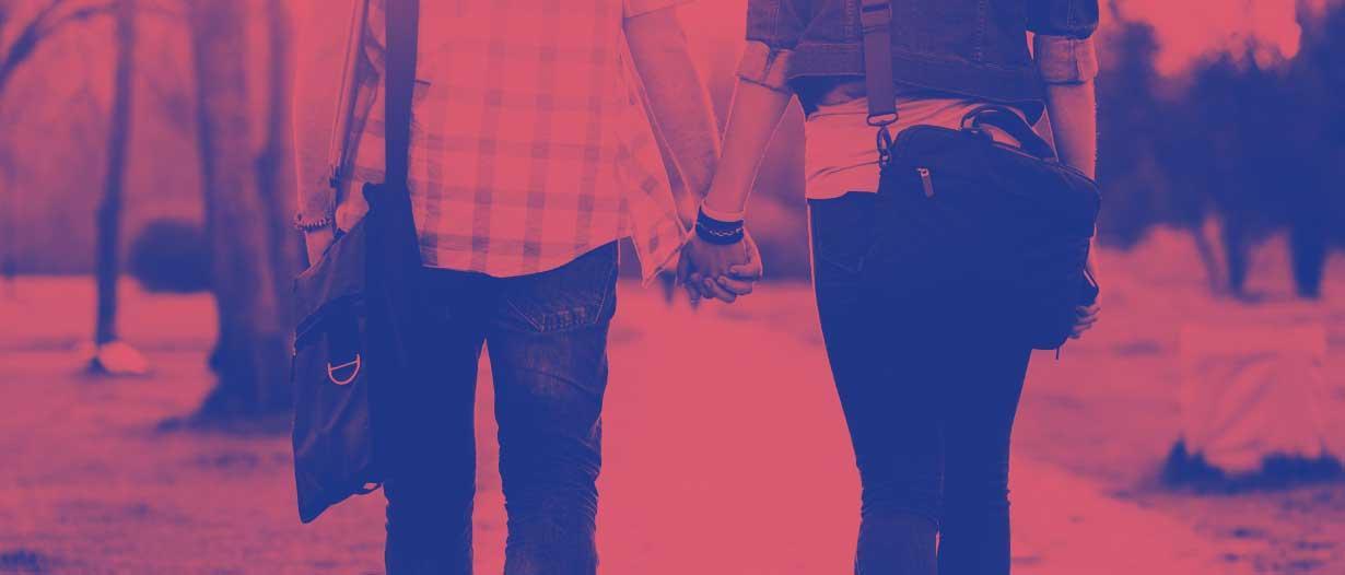 Romantic relationships header